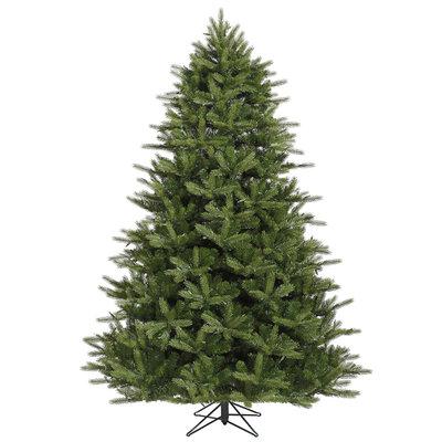 7.5 ft Vickerman Christmas Tree | Unlit Tall Xmas Tree