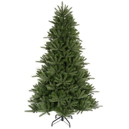 "White 4 Foot Christmas Tree: Artificial Christmas Trees 4 Foot 48"" 4.5' Tall"