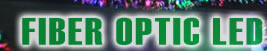 fiber optic artificial Christmas tree