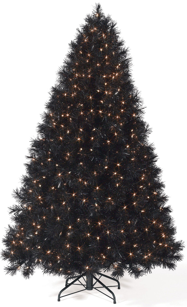 see all black color christmas tree products on sale now click here - Black Artificial Christmas Tree
