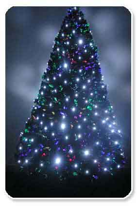 fiber optic white lights new 2017 fiber optic christmas tree on sale